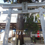 安芸郡熊野町の榊山神社に初詣