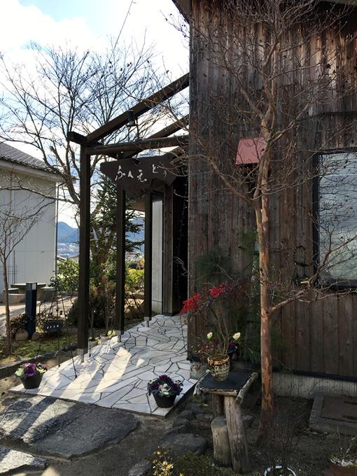 クッキーシューが有名な熊野町の「ふくえどぅ」